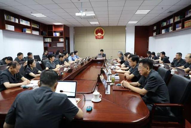 首次!安徽大检察官列席省高级法院审判委员会
